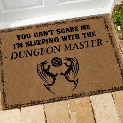 DnD Doormat