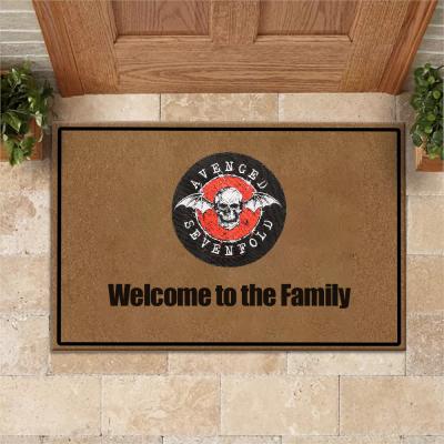 Avenged Sevenfold Doormat