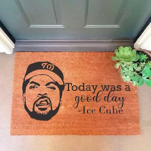 Ice Cube-Doormat