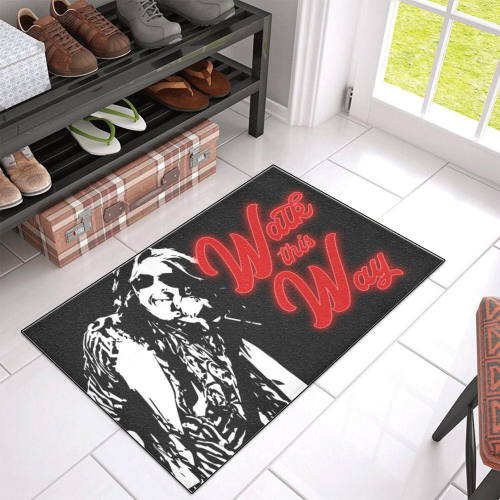 Walk this Way Doormat