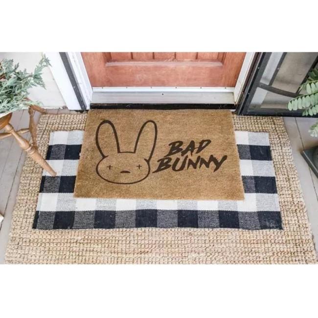 Bad Bunny Doormat