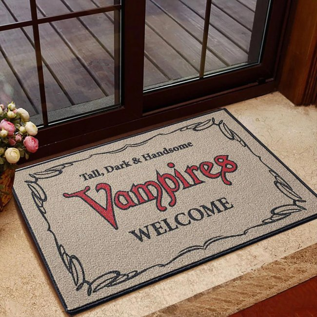 The Vampire Diaries Doormat