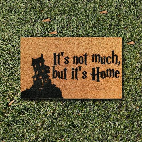 Harry Potter Inspiration Doormat