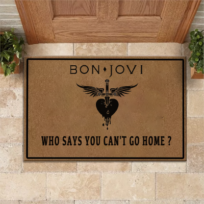 BON JOVI Doormat