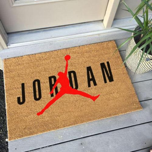 Michael Jordan Jumpman Doormat