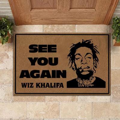 Wiz Khalifa Doormat