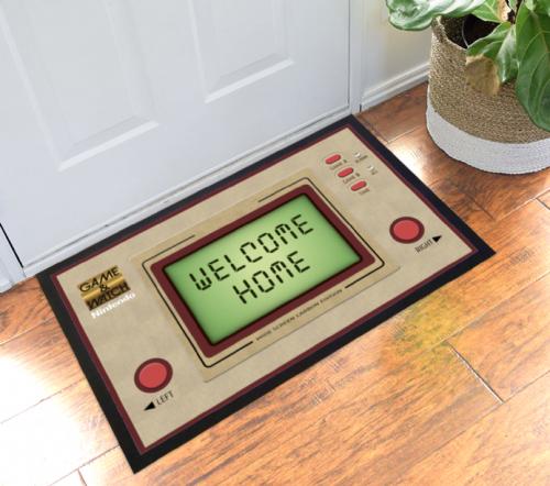 Nintendo Retro Doormat