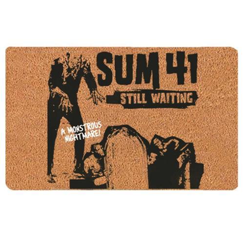 Sum41 Inspiration Doormat
