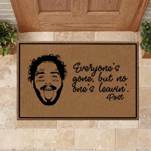 Post Malone Print Doormat