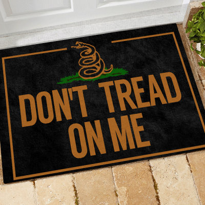 Metallica Inspiration Print Doormat