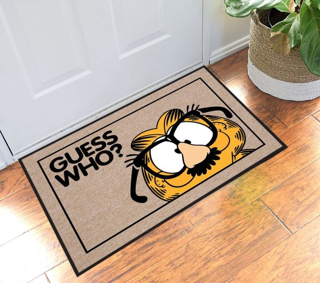 Garfield Inspiration Doormat