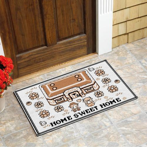 The Legend of Zelda Inspiration Doormat