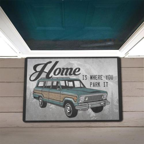 JEEP Inspiration Doormat