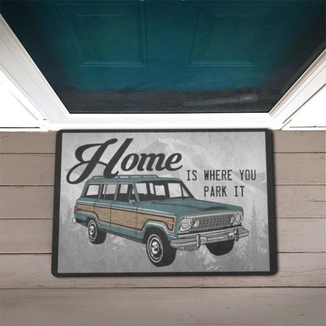 JEEP Inspiration Doormat