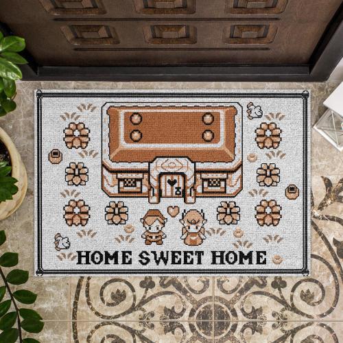 The Legend of Zelda Inspiration Doormat