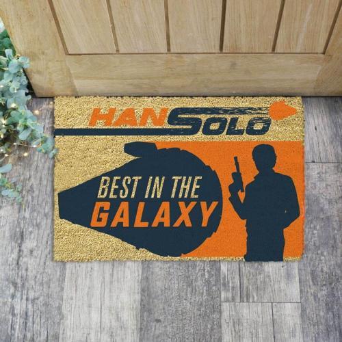 Han Solo Inspiration Doormat