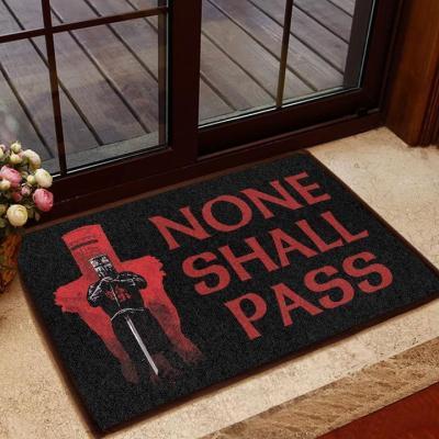 Aesop Rock Doormat
