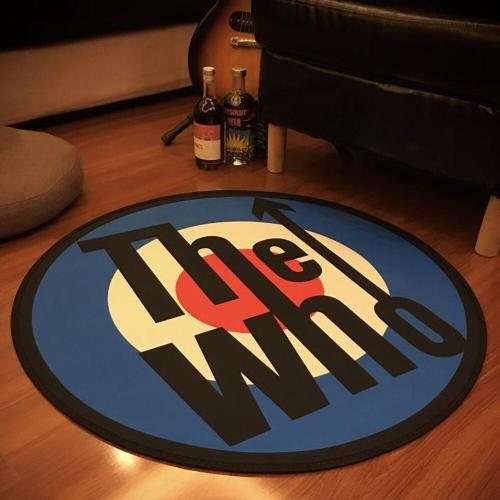 The Who Doormat