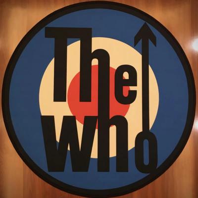 The Who Doormat