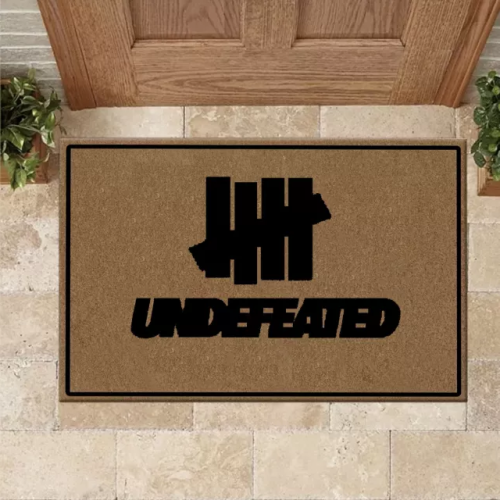 UNDEFEATED DOORMAT