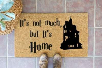 Harry Potter Doormat