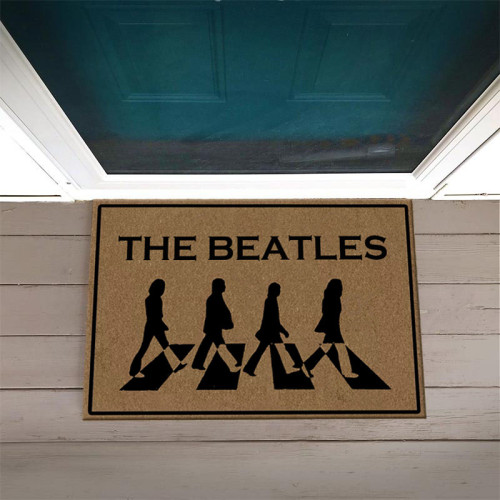 The Beatles Doormat
