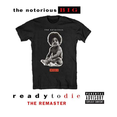 The Notorious B.I.G. Ready To Die T-Shirt