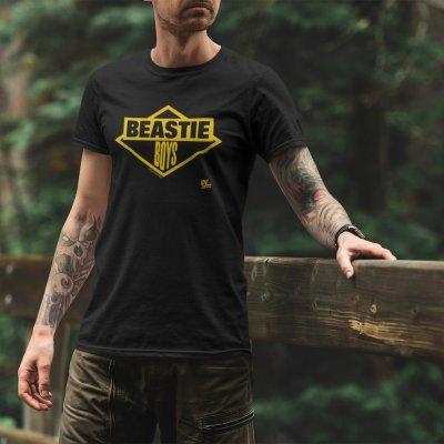 Beastie Boys Black T-Shirt/Hoodie