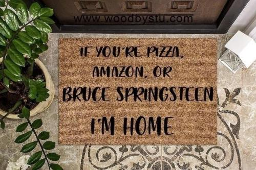 Bruce Springsteen Doormat