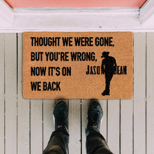 Jason Aldean Doormat