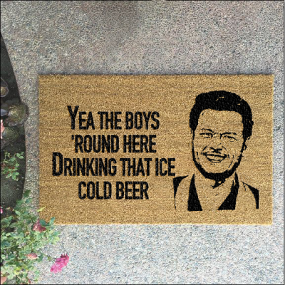 Blake Shelton Doormat