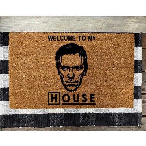 Hugh Laurie Doormat