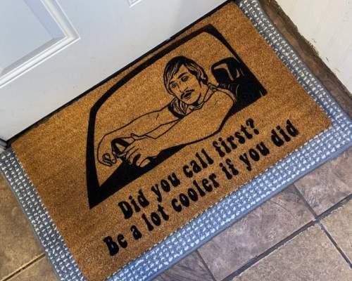 Matthew Mcconaughey Doormat