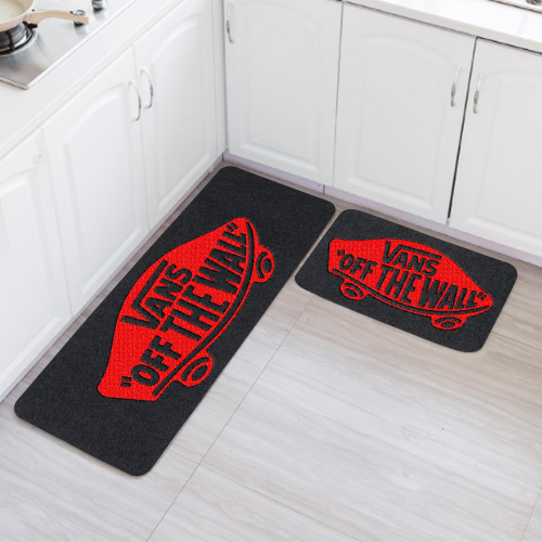 Vans Kitchen Rug