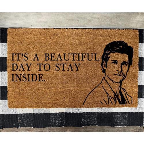 Patrick Dempsey Doormat