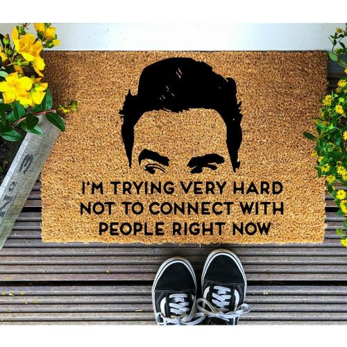 Schitt's Creek Doormat