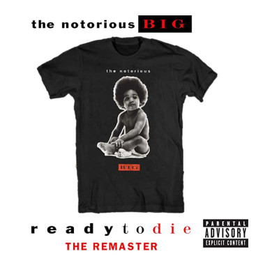 The Notorious B.I.G. Ready To Die T-Shirt/Hoodie