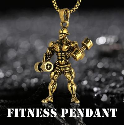 Fitness Pendant