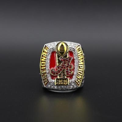 2020 2021 Alabama Crimson Tide Football National Championship Ring