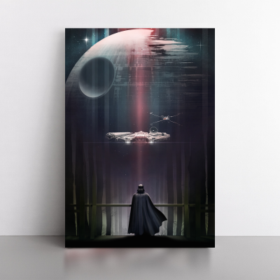 Star Wars Darth Vader Canvas Wall Art