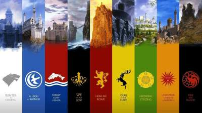 Games of Thrones Canvas Wall Art