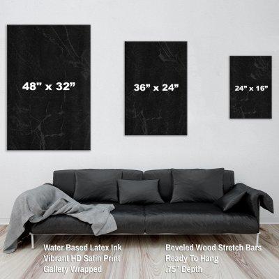Storm Canvas Wall Art