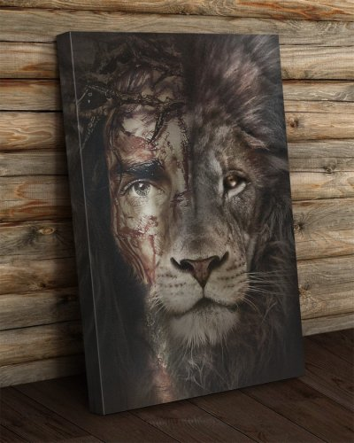 Great God Gallery Wrapped Canvas Prints Art