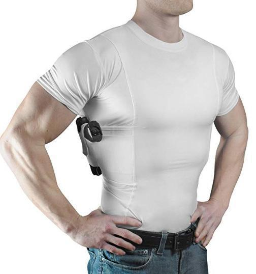BUY 2 SAVE $5Men/Women's Concealed Carry T-Shirt Holster