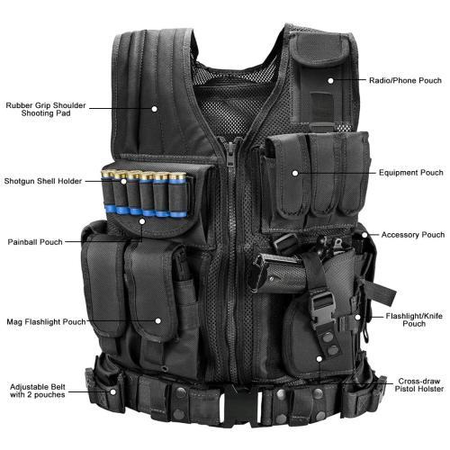 Buy 2 Save $5 Tactical Vest