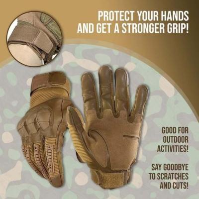 Military Tactical Camo Glove™ [NEW]