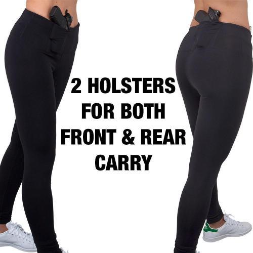 Buy 2 Save $5 Women's Original Concealment Leggings & Holster Shorts