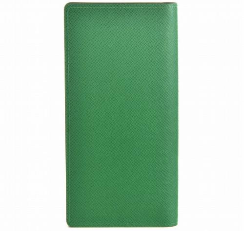 ルイヴィトン タイガ 財布スーパーコピークロスグレインレザー ポルトフォイユ・ブラザ M32811