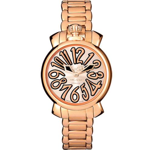 ガガミラノ マヌアーレ35MM スーパーコピーMANUALE 腕時計 GaGa MILANO 6021.5レディース