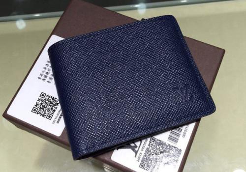 ルイヴィトン タイガ 財布スーパーコピークロスグレインレザー ポルトフォイユ・ミュルティプル M32826